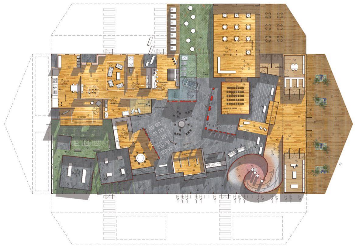 Energie Climat Exposition Arc En Scene Architecture Et Scenographie